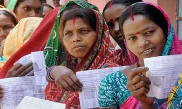 64 per cent polling for kandhamal lok sabha bypoll
