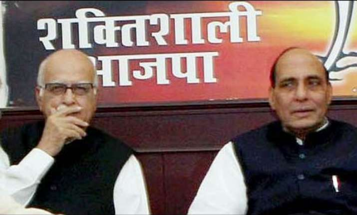 bjp declares 58 candidates for jharkhand talks on with jd u