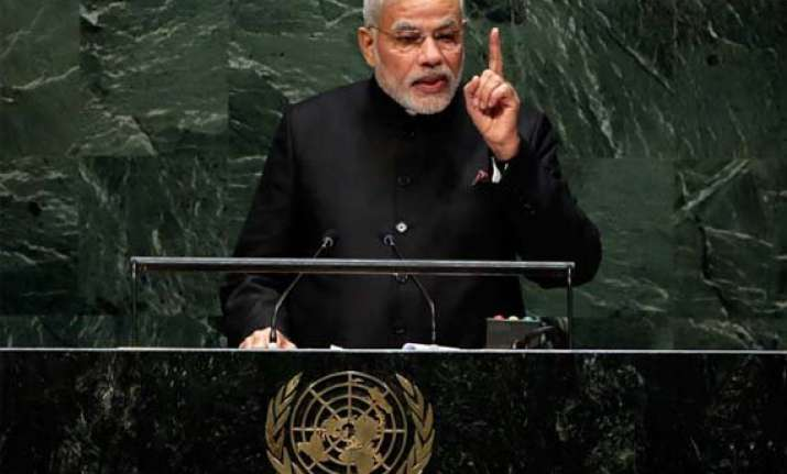un s snub to pakistan a great diplomatic triumph for modi