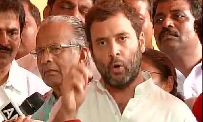 bring back lalit modi if you are not scared rahul gandhi