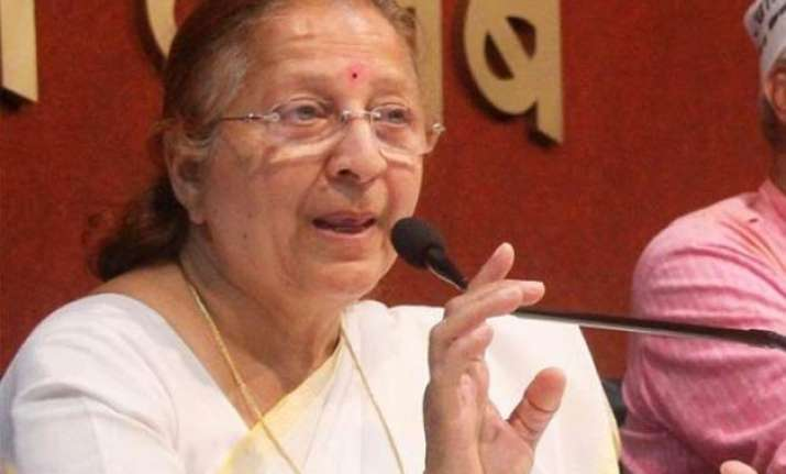 congress questions chair s impartiality speaker rejects