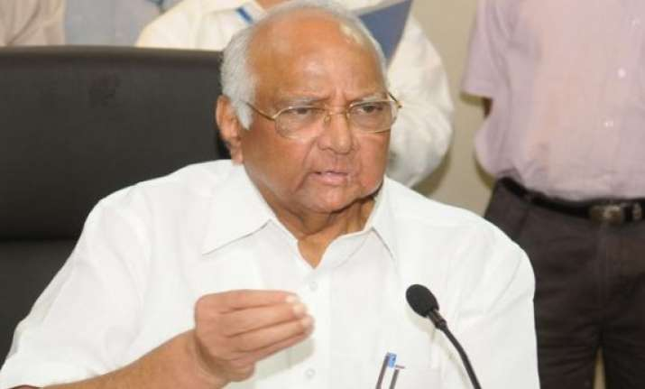 pawar out of race for cm s post won t take any post of power