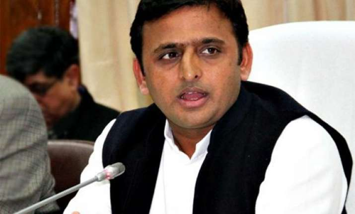 mayawati government wasted money on parks of stone akhilesh