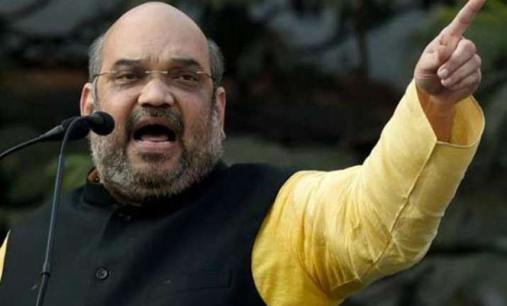 bjp against forcible conversions amit shah