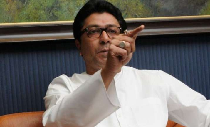 raj thackeray blames sharad pawar for sena bjp split