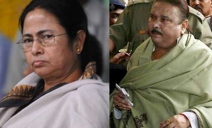 mamata banerjee is the last word in west bengal arrested