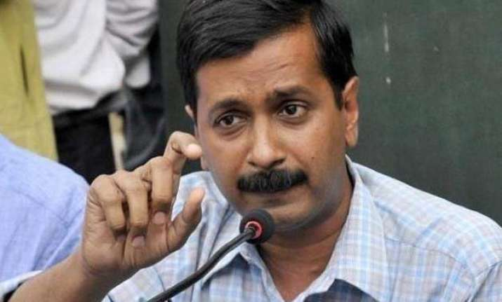 arvind kejriwal asks police for details on crimes against