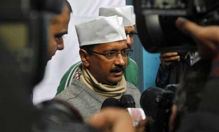 delhi police leaking details of arvind kejriwal s security