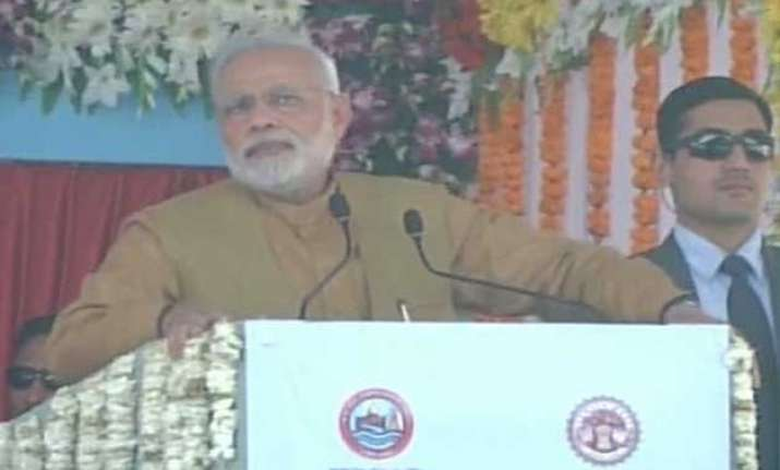 pm seeks opposition cooperation in rs on land bill