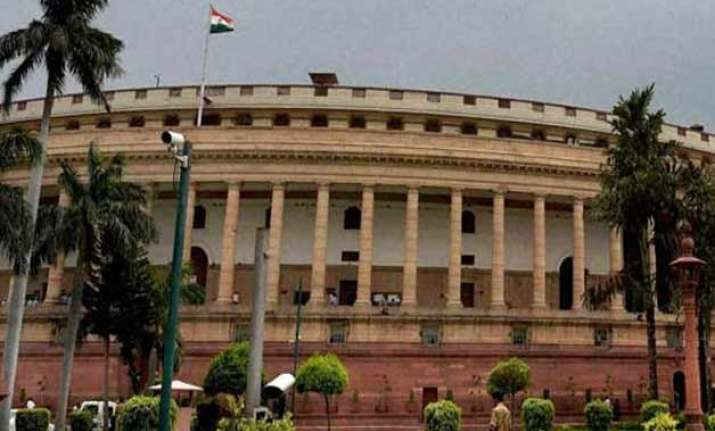 oppn bjp clashes wash out first week s proceedings in