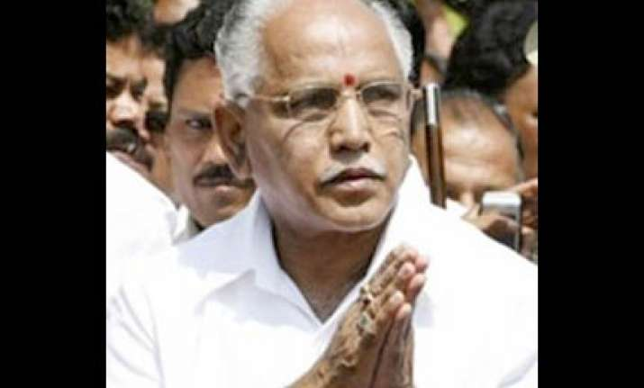 yeddyurappa sobs admits to ditching confidantes