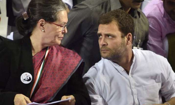 to clear air on national herald issue congress posts faqs