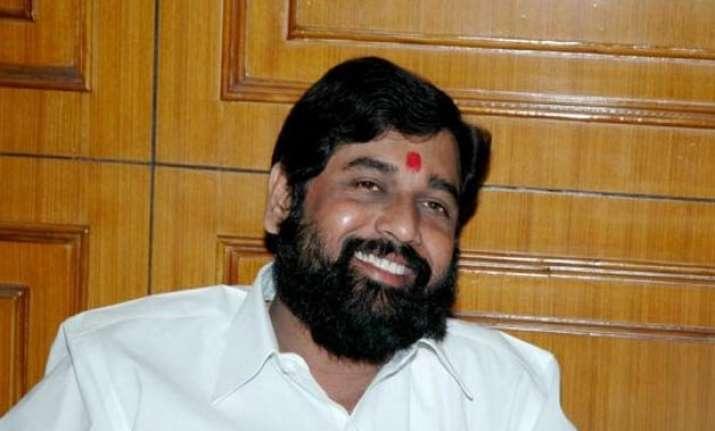 maharashtra uddhav thackeray rejects sena minister eknath