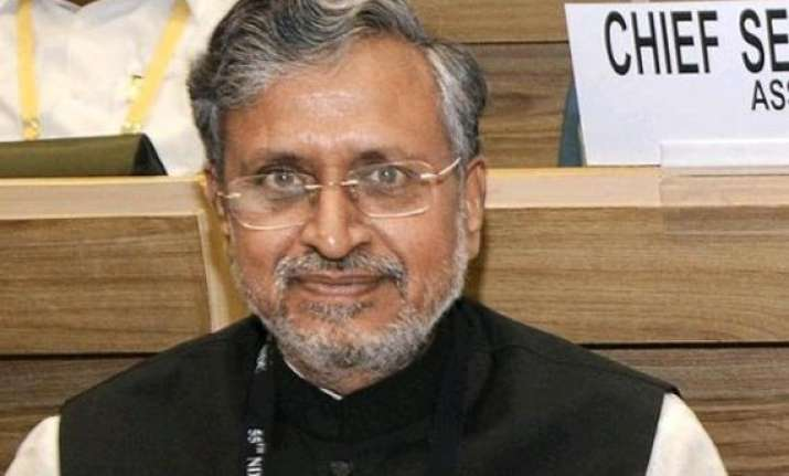 bjp to fight bihar assembly poll with allies sushil modi