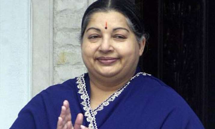 jaya terms dmk s victory in bypoll artificial
