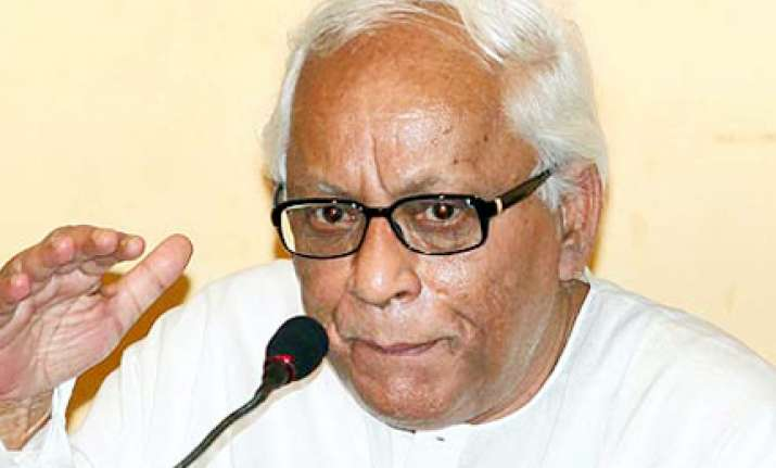 cpi m has moved away from people says buddhadeb