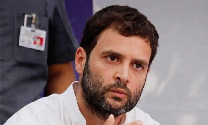 bjp s marketing is better than congress rahul gandhi