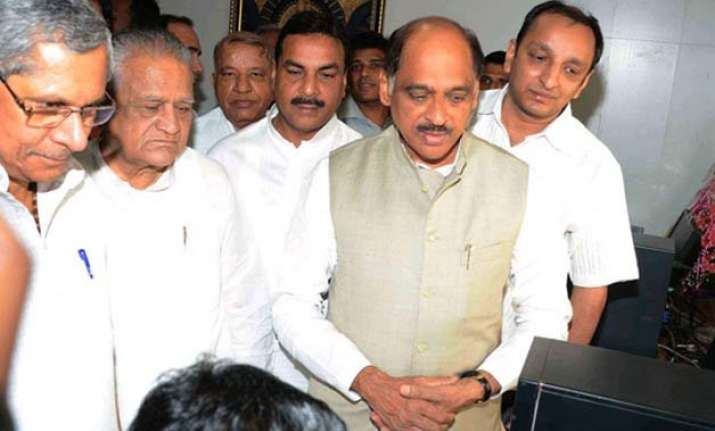 ncp files no trust motion against maharashtra council