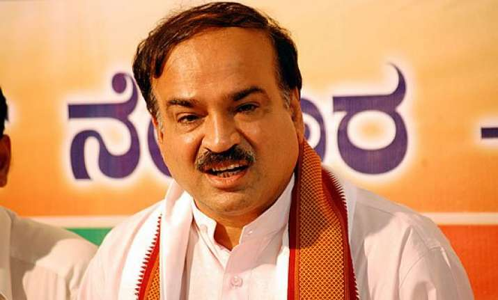bjp aims to win 50 plus seats in jharkhand ananth kumar