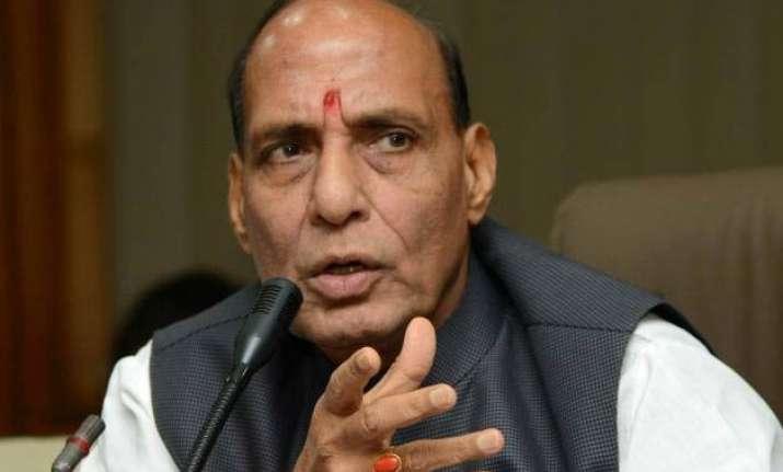 no political pressure in sunanda murder probe rajnath singh