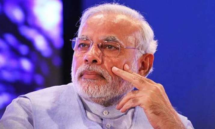 pm hails bjp workers in j k jharkhand on poll outcome
