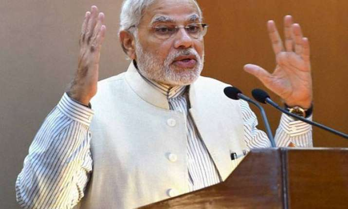 pm modi extends wishes on foundation day of gujarat and