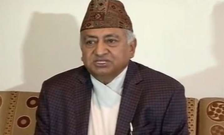 nepal ambassador meets delhi cm arvind kejriwal