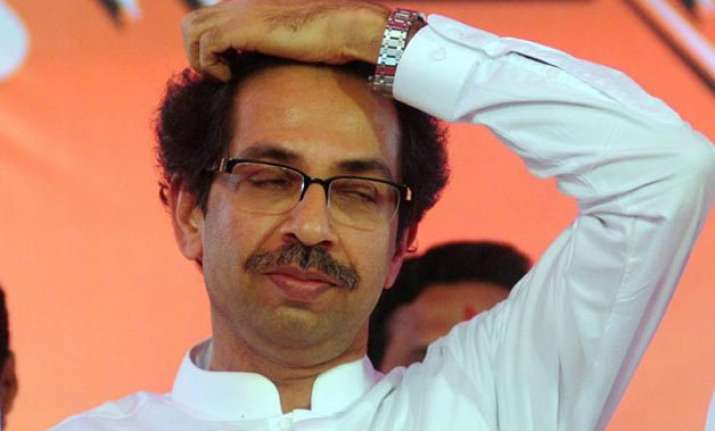uddhav thackeray takes jibes at bjp over mann ki baat