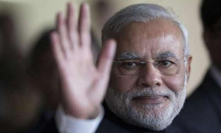 pm narendra modi greets nation on new year