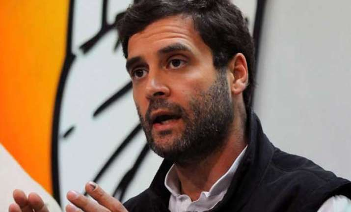 party high command to decide whether rahul should be made