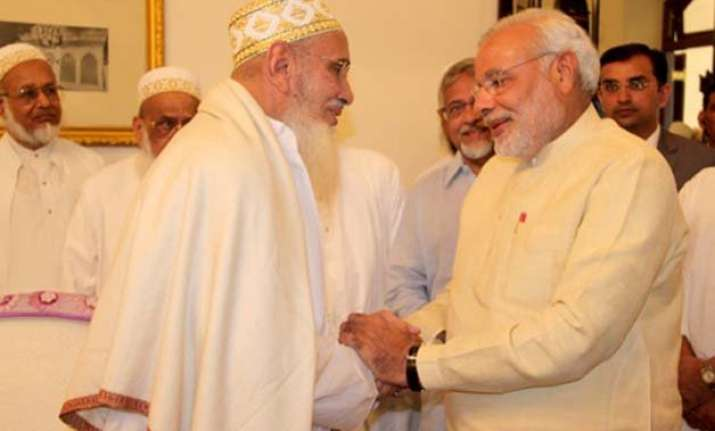 Image result for A PM, who first joined the religious program of the Bohra community, know who is this community which is so close to Modi