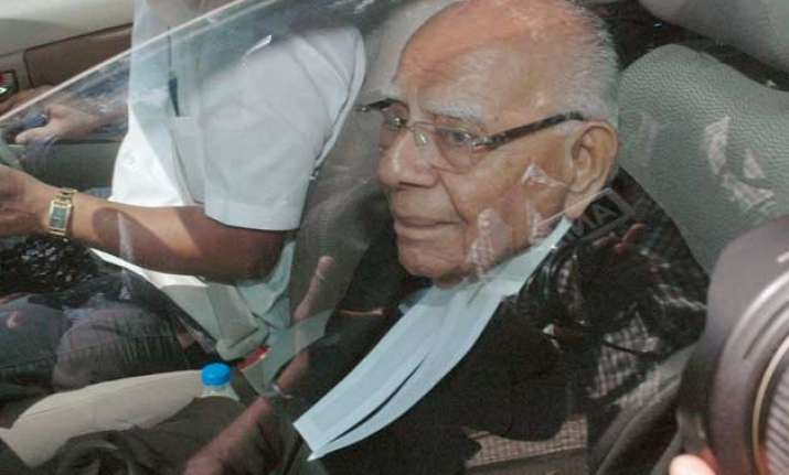 disappointed by govt s steps on black money issue jethmalani