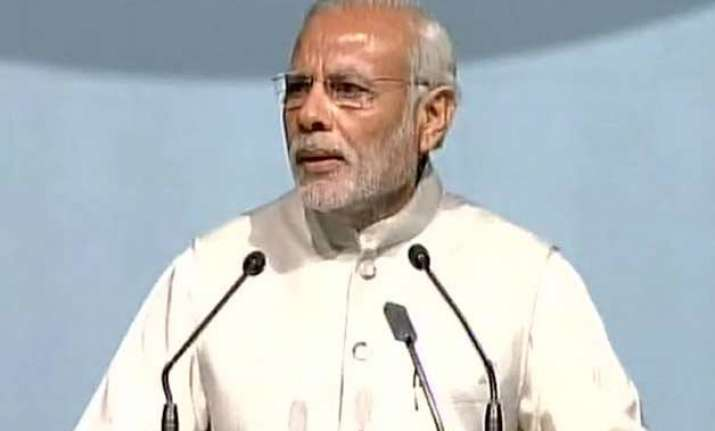 heart beat of indians and africans are in rhythm pm modi