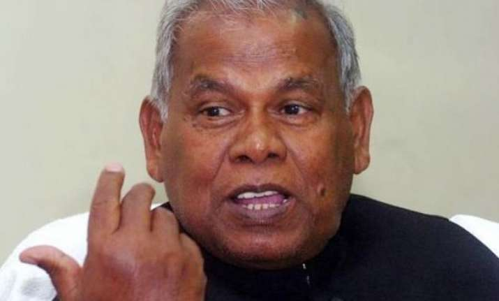 jitan ram manjhi seeks respectable number of assembly seats