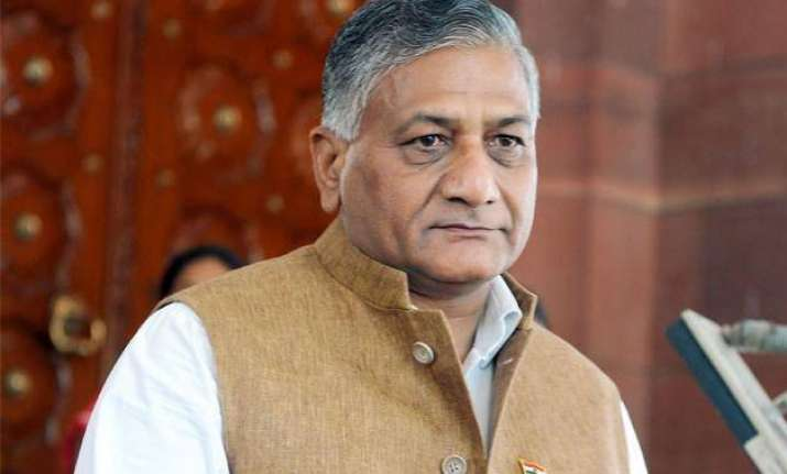 award wapsi was a conspiracy says v k singh