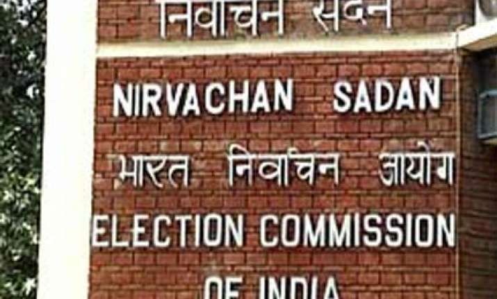 ec to set up expenditure watchdog for parties