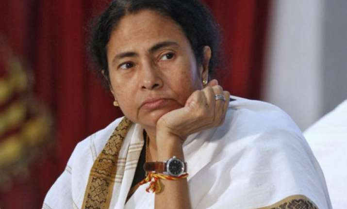 wrong to blame an entire community mamata