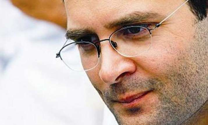 bjp will ruin the nation built in last 60 years rahul gandhi