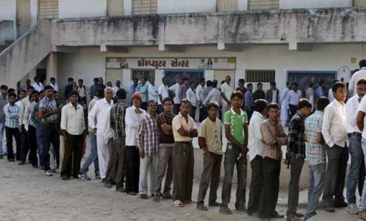 around 49 pc turnout for rajkot west assembly bypoll