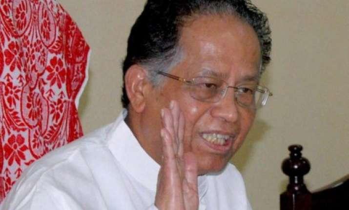 gogoi alleges modi govt stopped many welfare schemes