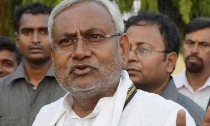 nitish kumar to lead protest against centre for special