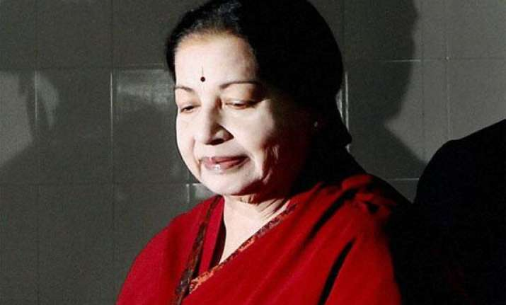 jayalalithaa denied bail by karnataka hc in graft case