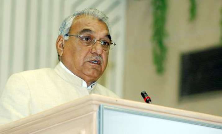 haryana cm hooda confident of getting thumping majority
