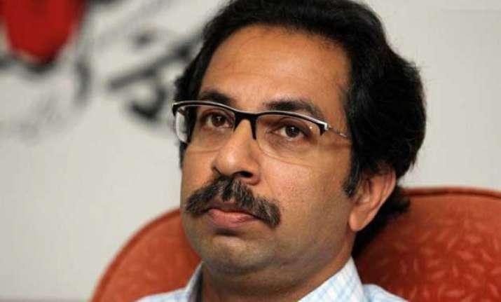 sena will ensure compensation reaches right people uddhav