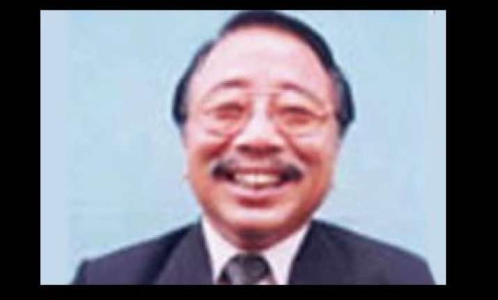 police question naga home minister for carrying big currency
