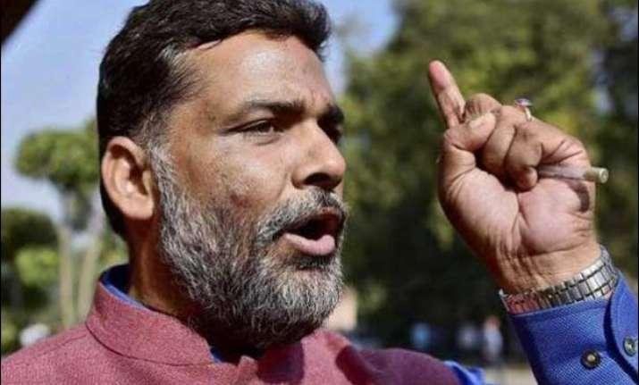 pappu yadav to approach lok sabha speaker on patna ssp s