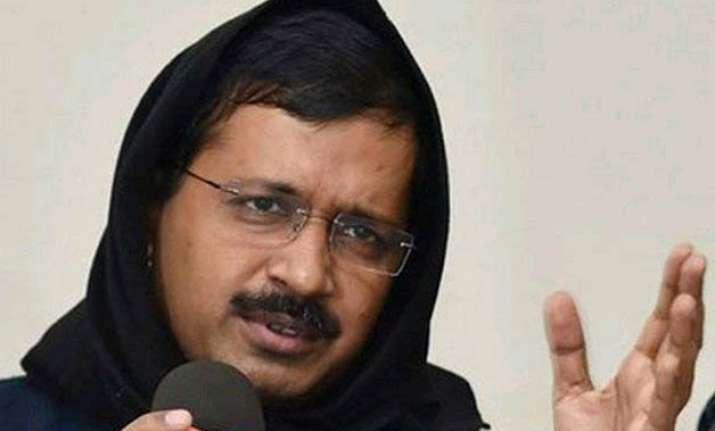 kejriwal hasn t written a single letter demanding delhi