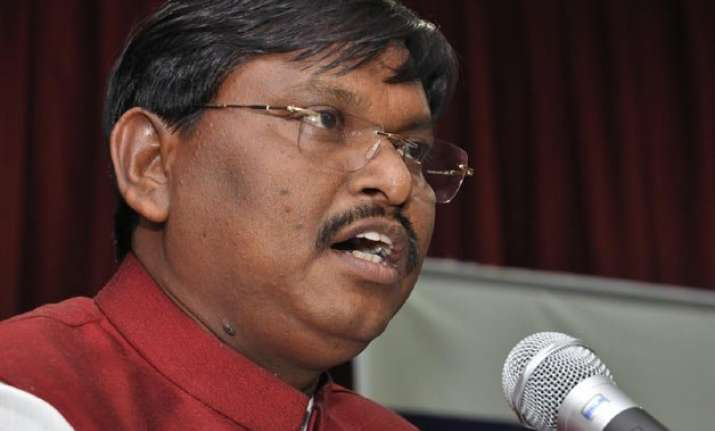 munda favours more time for jharkhand govt