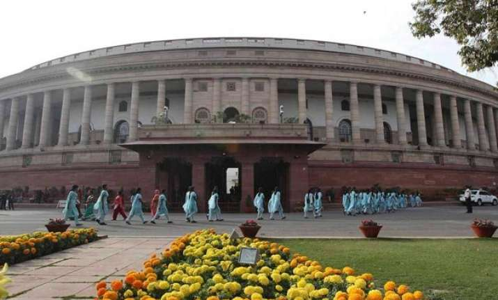 govt plans special parliament session in 2nd week of