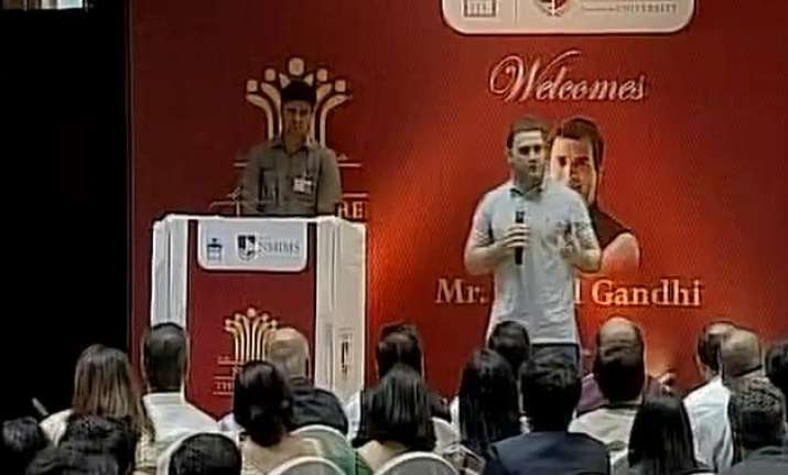 politicians should stay away from sports bodies rahul gandhi